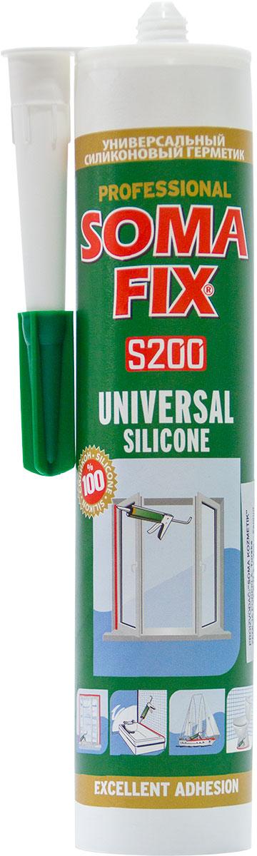 SFUST-280 Somafix providni univerzalni silikon S200 280 ml