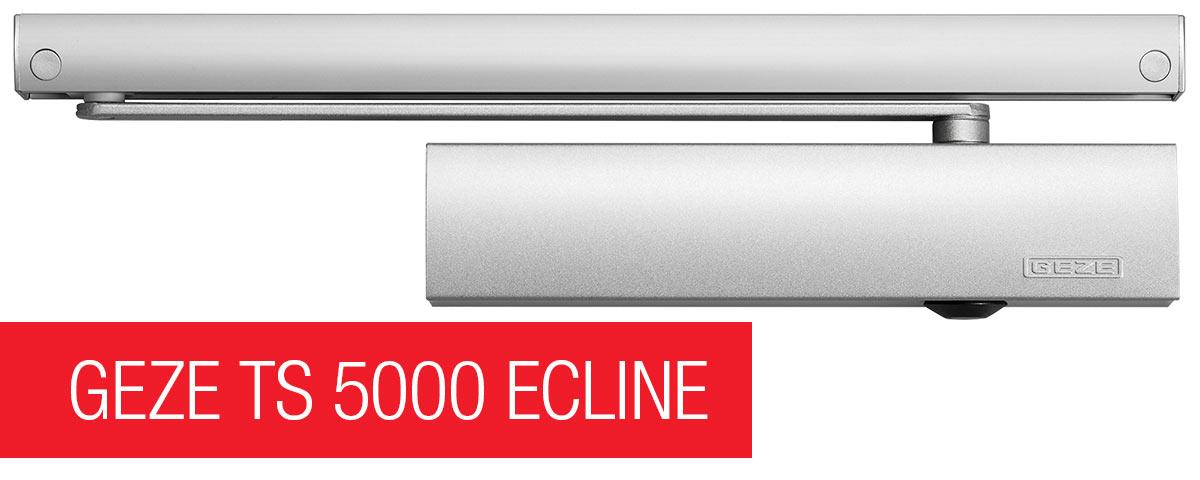 Geze hidraulični zatvarač TS 5000 ECline
