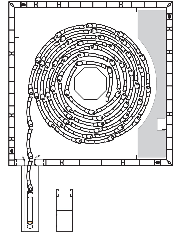 PVC roletna