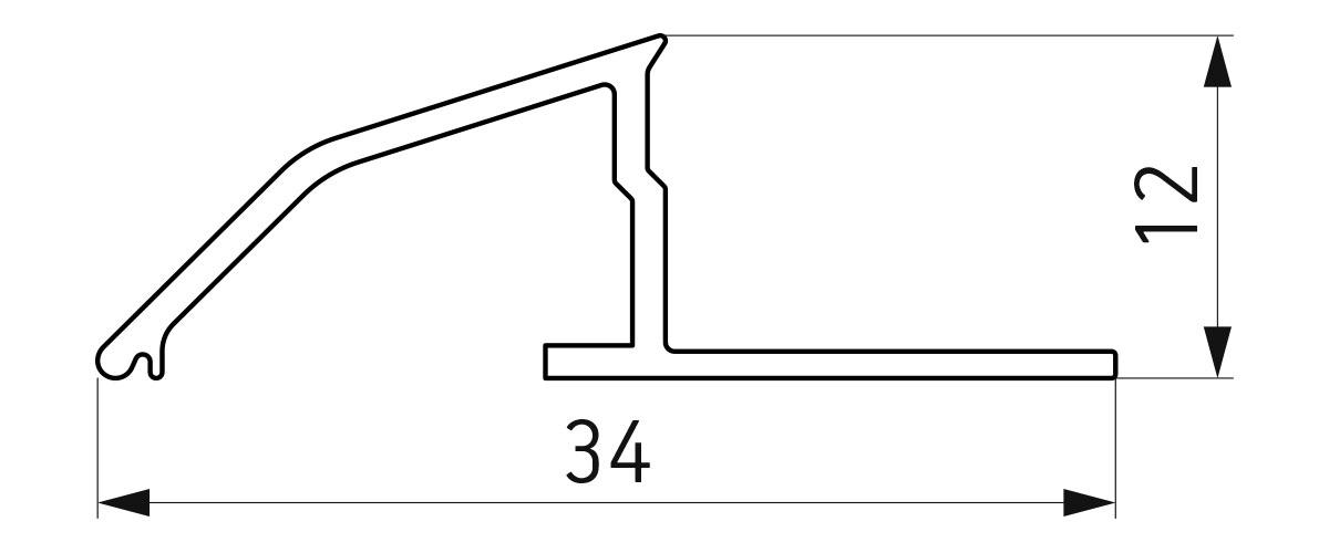 12-04 - Okapnica za vrata (ajkulin rep)