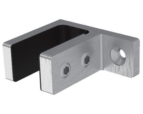 A14/0771-000 - Inox nosač za staklo 16.76-21.52 mm AISI 316