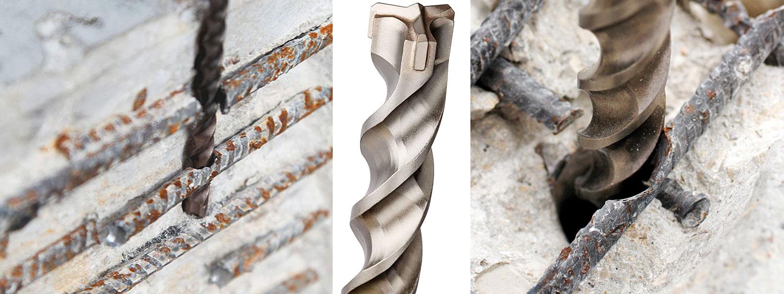 113 - Diager Booster Plus burgije za armirani beton