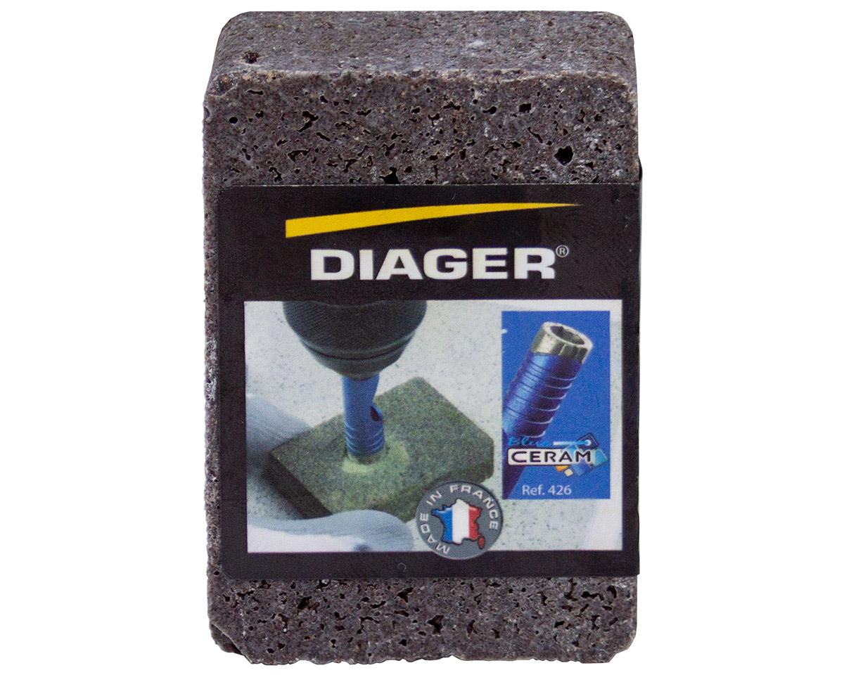 417 - Kamen za oštrenje 60x40x20 mm za plave burgije