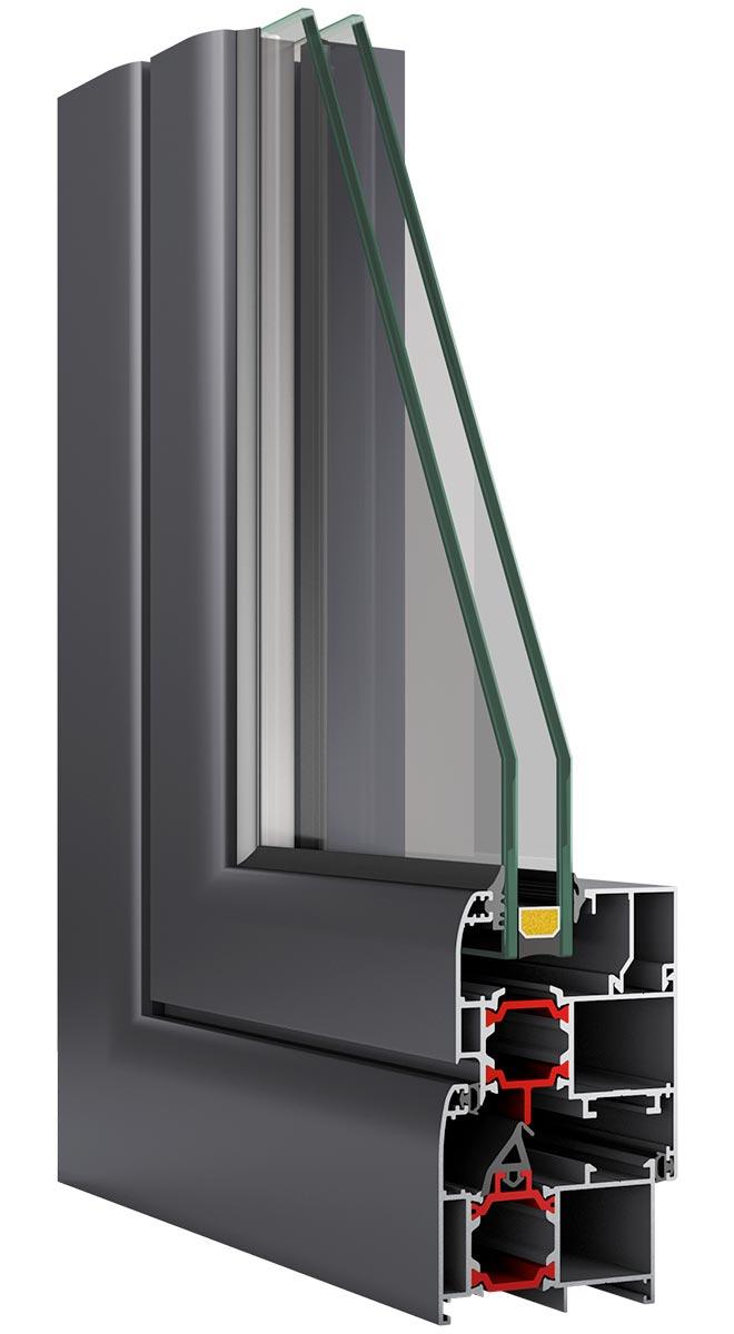 Asistal TE62 Thermo Ecoplus sistem sa termo prekidom