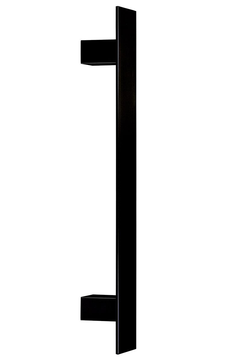 PH-8070-60-C - Jednostrani rukohvat za vrata 49×8 mm visine 600 mm