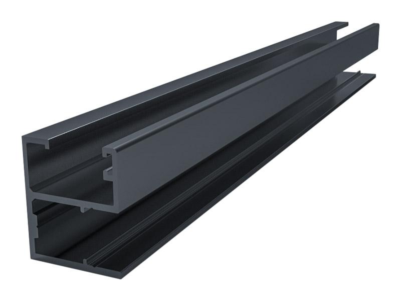 PR-7589-AT - Nosač lamele 27×33 mm - 6 m
